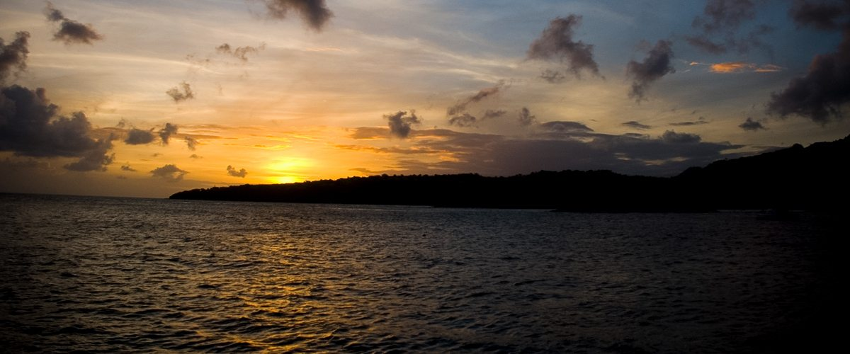 romantic caribbean vacation