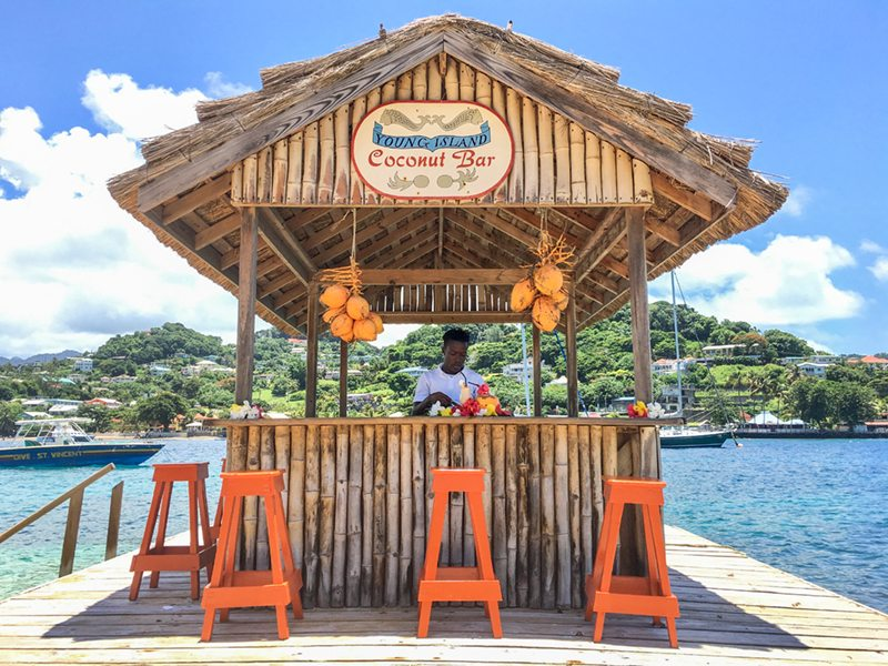 Young Island Bar