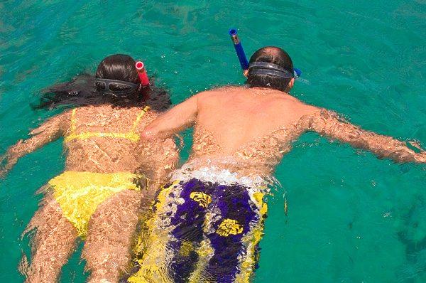 Snorkeling Grenadines