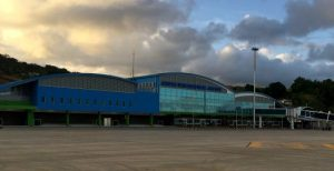 Argyle International Airport